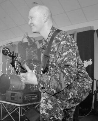 Guitar Teacher Spenser Shapard