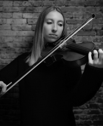 String Teacher, Piano Teacher Jessica Hansen