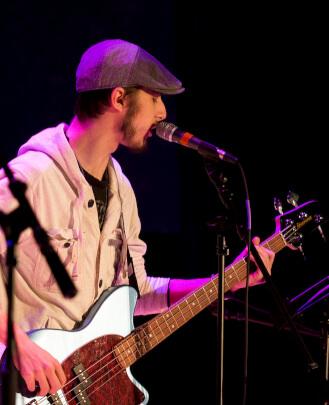 Guitar Teacher Christian Collins