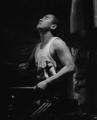 Drum Teacher Sunny Lai