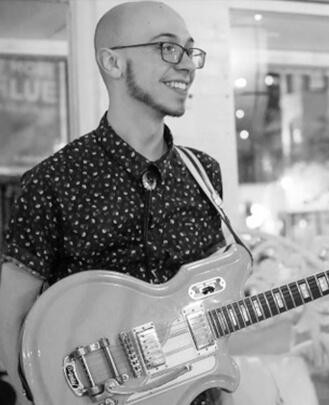 Guitar Teacher, Bass Guitar Teacher  TAYLOR VOSS