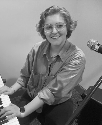 Singing Teacher, Keyboard Teacher Abby Bentley