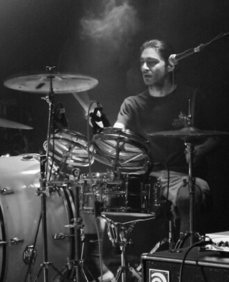 Drum Teacher Jared Coffin