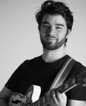 Guitar Teacher, Bass Guitar Teacher, Singing Teacher, Drum Teacher Matthew Okun