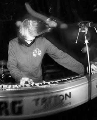 Keyboard Teacher Terry Peake