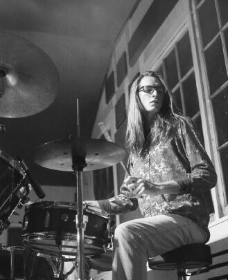 Drum Teacher Thomas Vercher