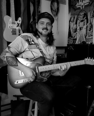 Guitar Teacher, Bass Guitar Teacher  Tommy Williams