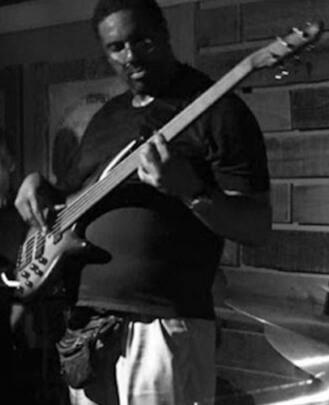 Bass Guitar Teacher Tony Alford