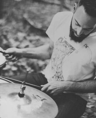 Drum Teacher Trevor McSweeney