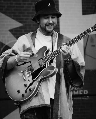 Guitar Teacher Tyler Padgett