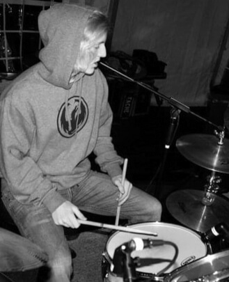 Drum Teacher Tyler Connelly