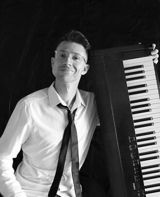 Keyboard Teacher, Assistant Show Director Tyler Kielb