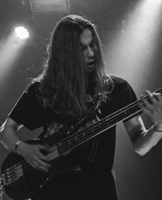 Bass Guitar Teacher, Cory Mohler