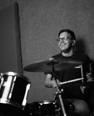 Drum Teacher William Rodriguez