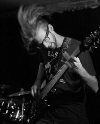 Guitar Teacher, Bass Guitar Teacher Andrew Wink