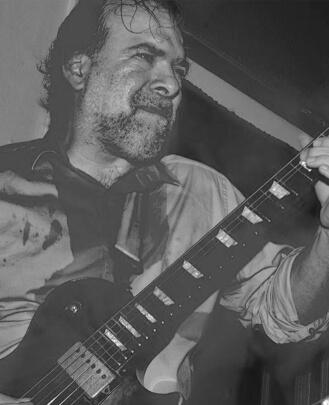 Guitar Teacher, Bass Guitar Teacher Yanni Papadopoulos