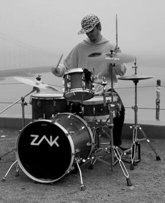 Zak Williams Drum Teacher