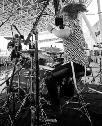 Drum Teacher Zack Marshall